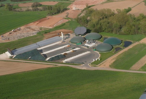Unité de traitement des gaz Platten