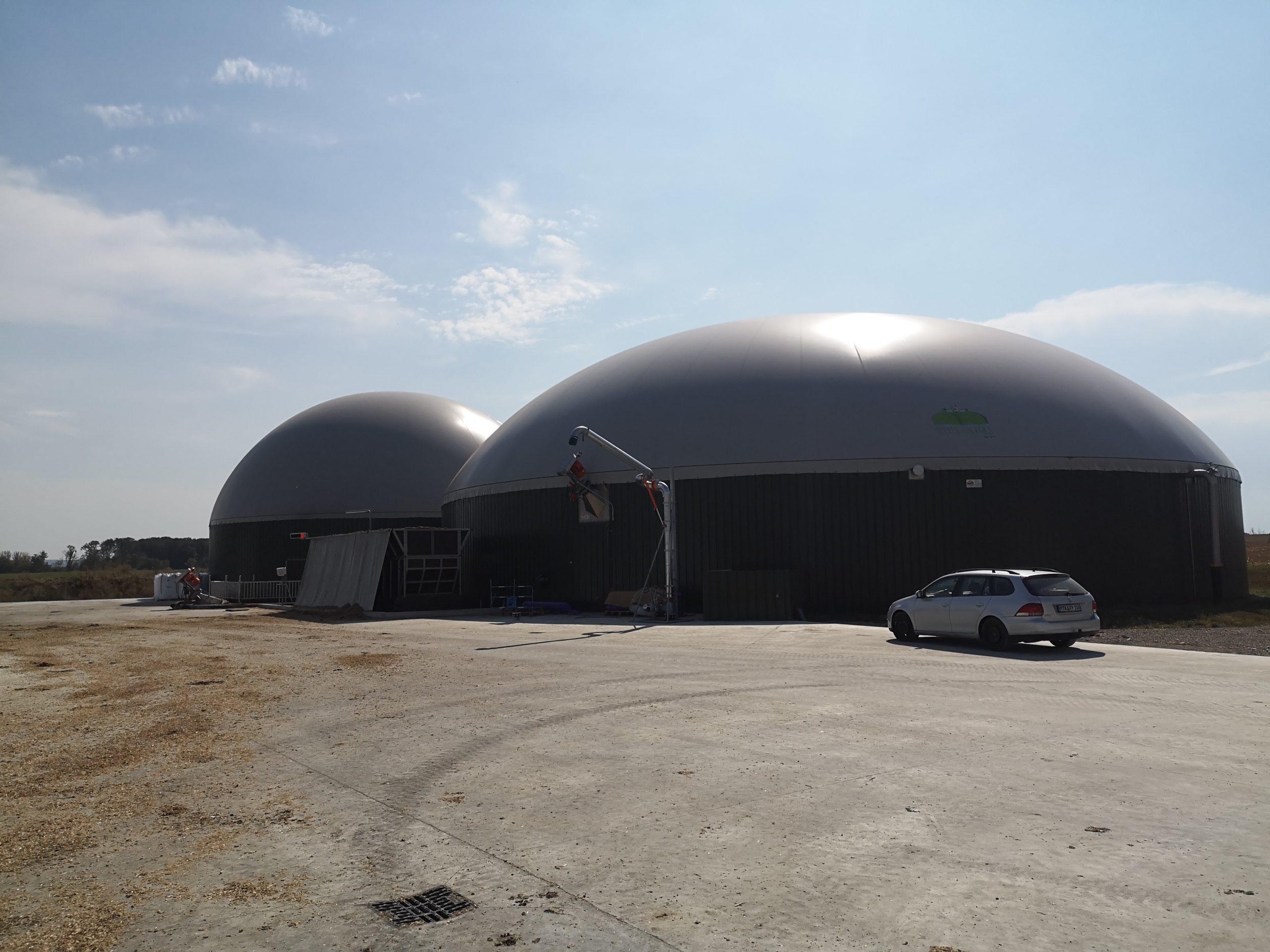 Landwirtschaftliche Biogasanlage SCHALBACH