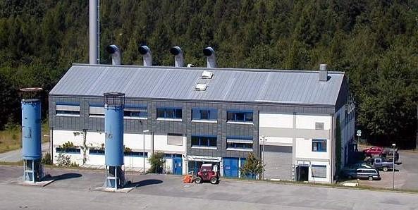 Exploitation de la collecte et de l'utilisation des gaz de décharge Décharge de Buchschlag